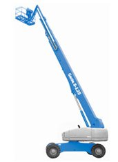 125ft (38.15m) <br />Cherry Picker