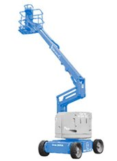 34ft (10.52m) <br />Electric Knuckle Boom Lift