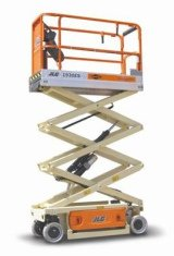 19ft (5.72m) <br />Electric Scissor Lift