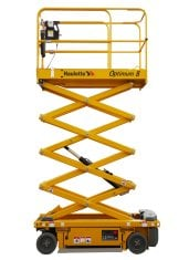 19ft (5.77m)<br /> Electric Scissor Lift