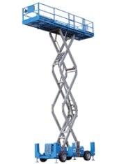 33ft (10.1m)<br /> Diesel Scissor Lift