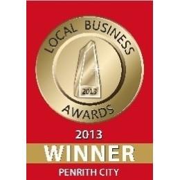 local business awards winner
