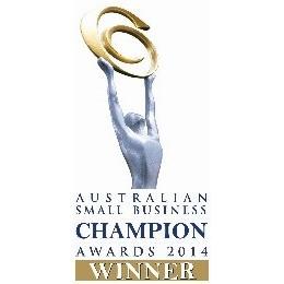 australian small business award winner