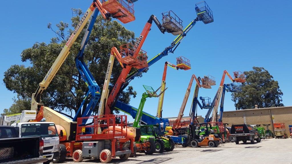 Access Equipment Sydney | EWP Hire & For Sale
