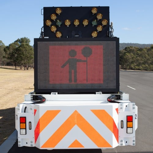 Traffic Control Vehicles